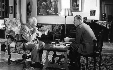 Intervista Jung