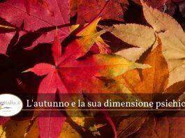 Psicologia autunno stagioni