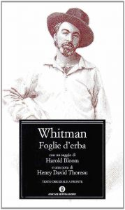 Walt Whitman Foglie d'erba