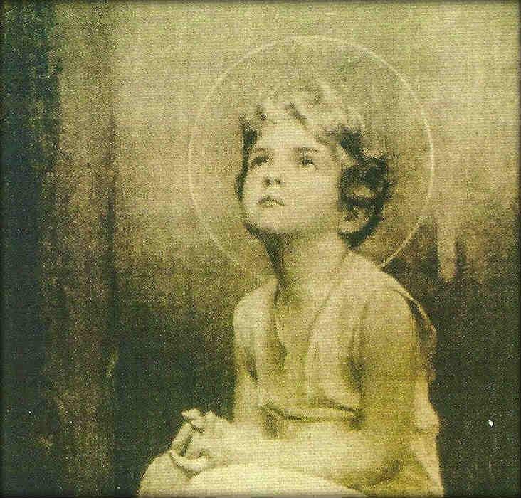 puer divino gesù bambino