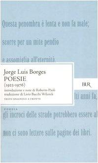 Poesie, 1923-1976 (Jorge Luis Borges)