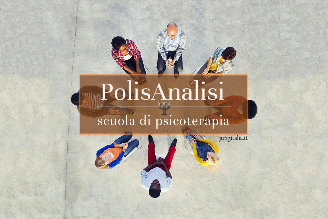 Scuola di Psicoterapia Roma Gruppoanalisi Logo