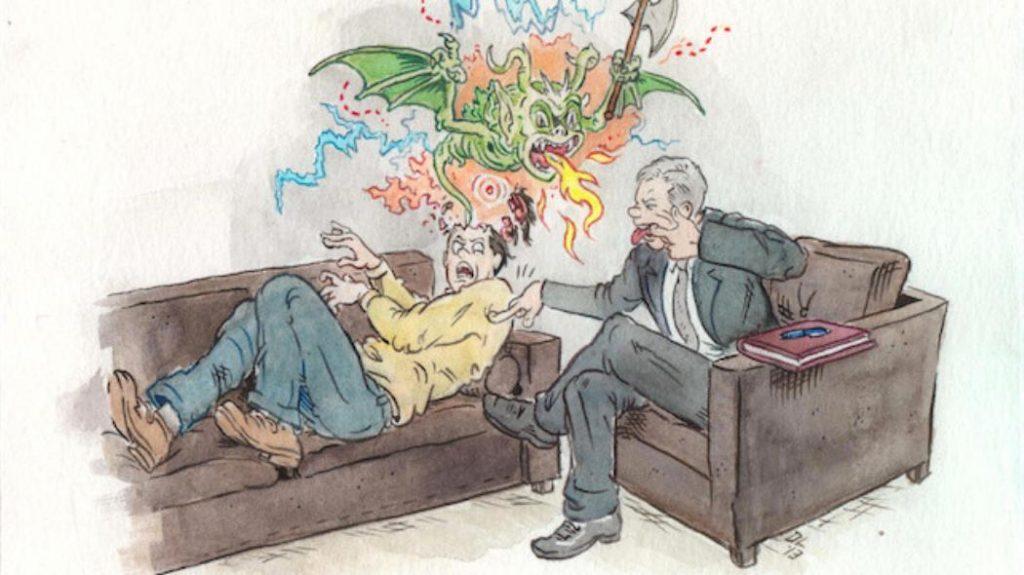 Analisi Transfert Psicoterapia