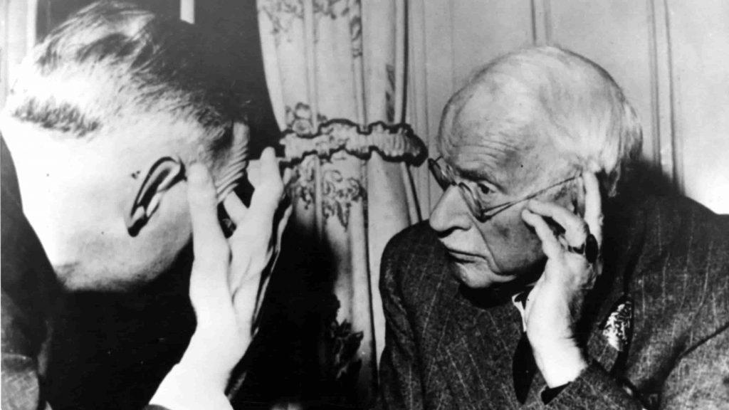 Jung relazioni psicologia