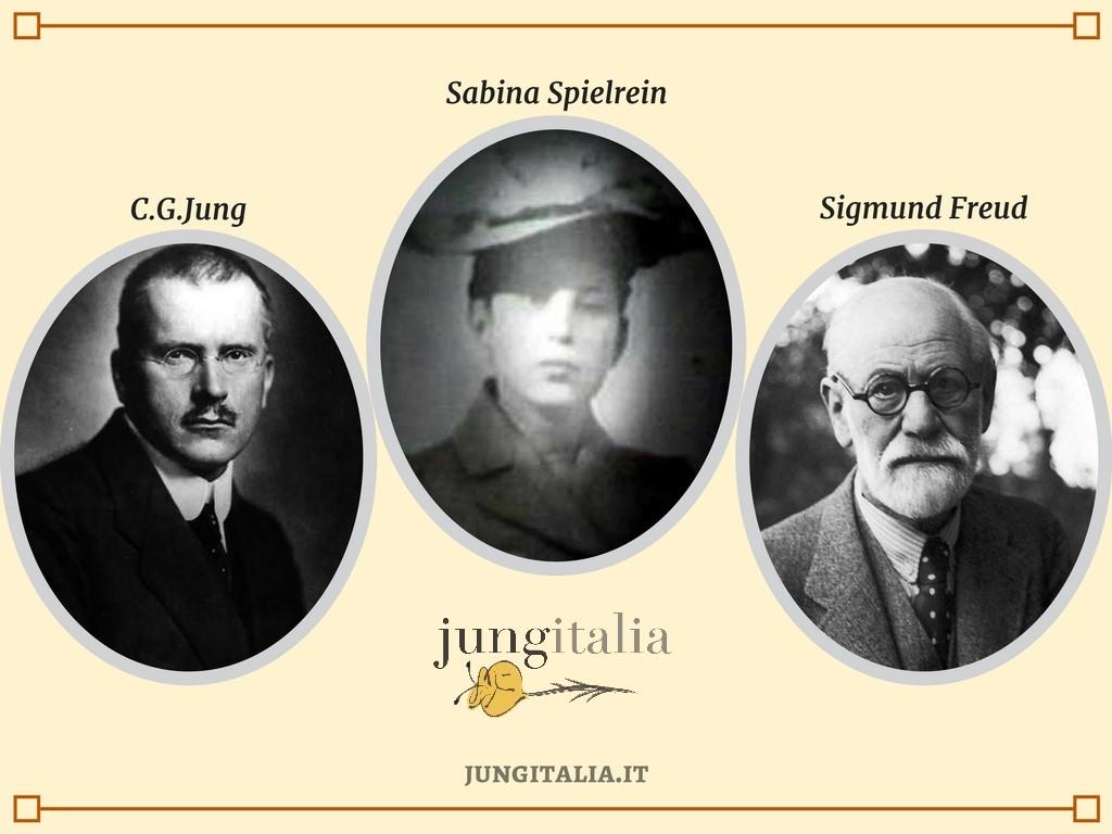 Jung Freud Sabina Spielrein Amore Psicoanalisi