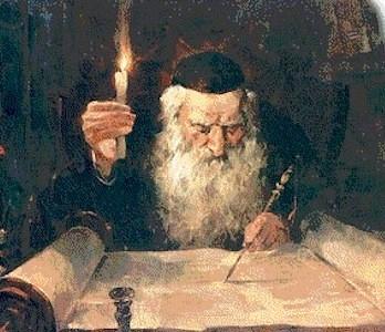 Chassidim Rabbi Ebraico Saggezza
