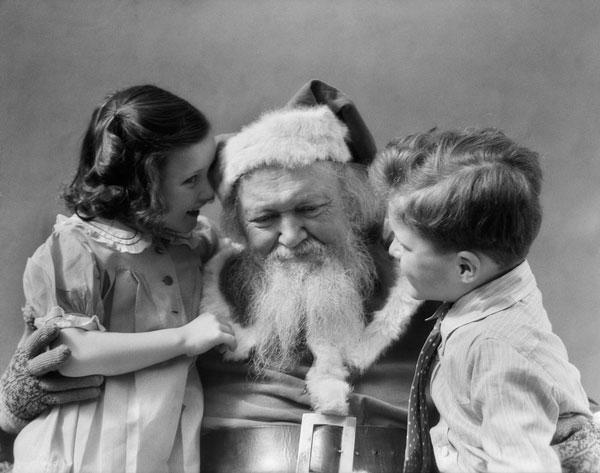 Natale Santa Claus Babbo Regali Xmas Christmas