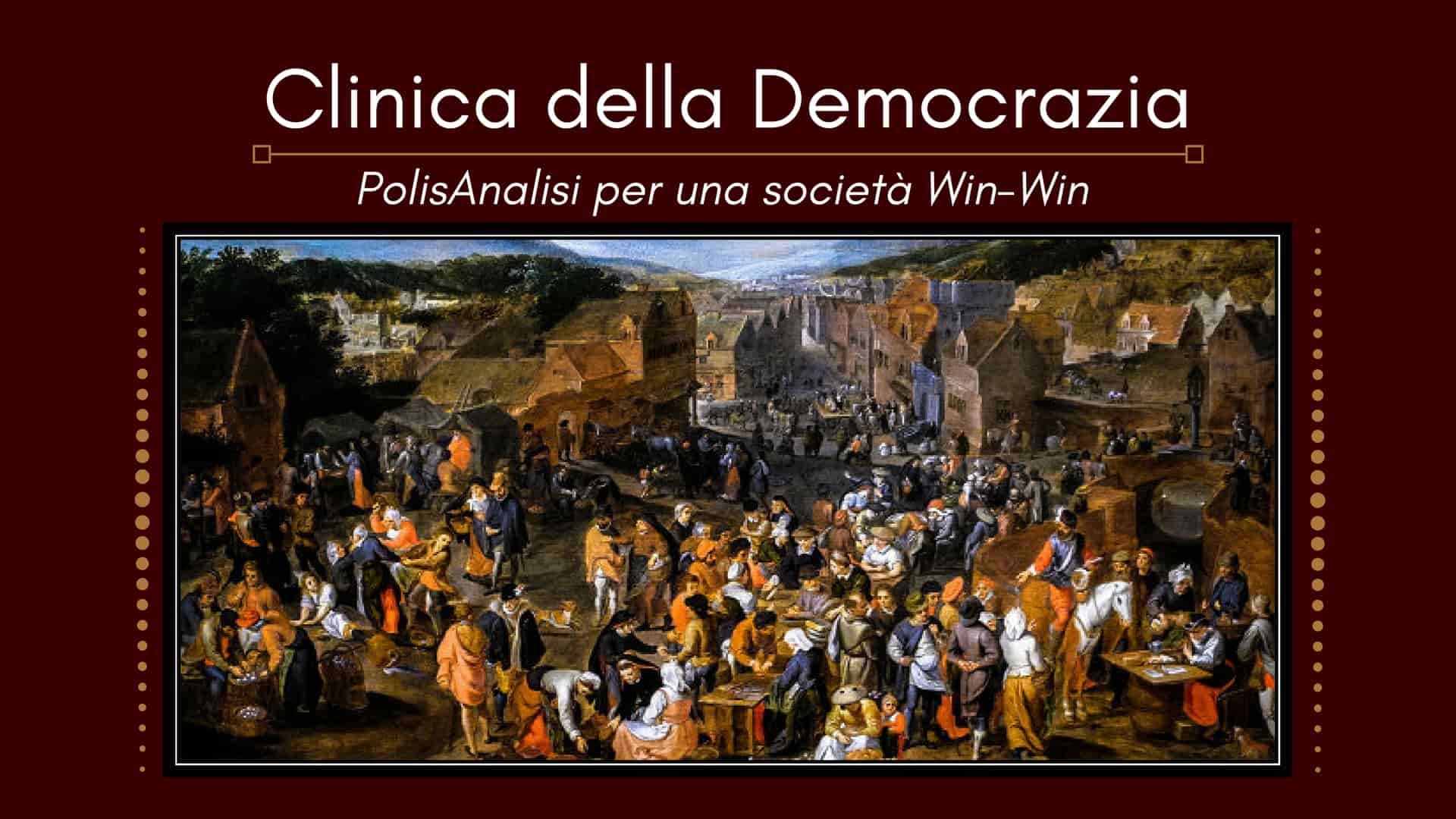Clinica Democrazia Convegno Roma