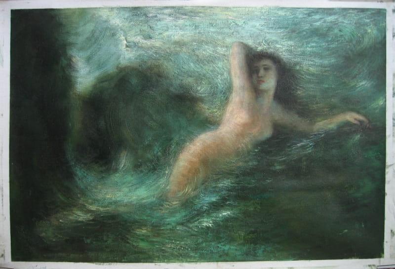 Ondine figura anima femminile