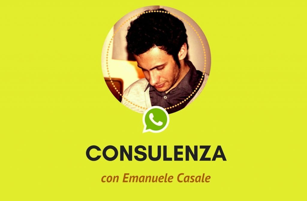 CONSULENZA Emanuele Casale