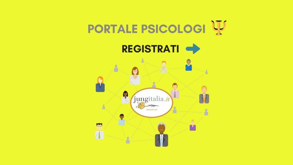 Portale Psicologi - Registrati
