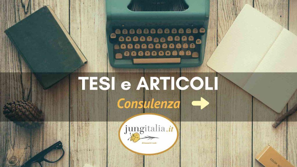 Tesi Psicologia Articoli Emanuele Casale