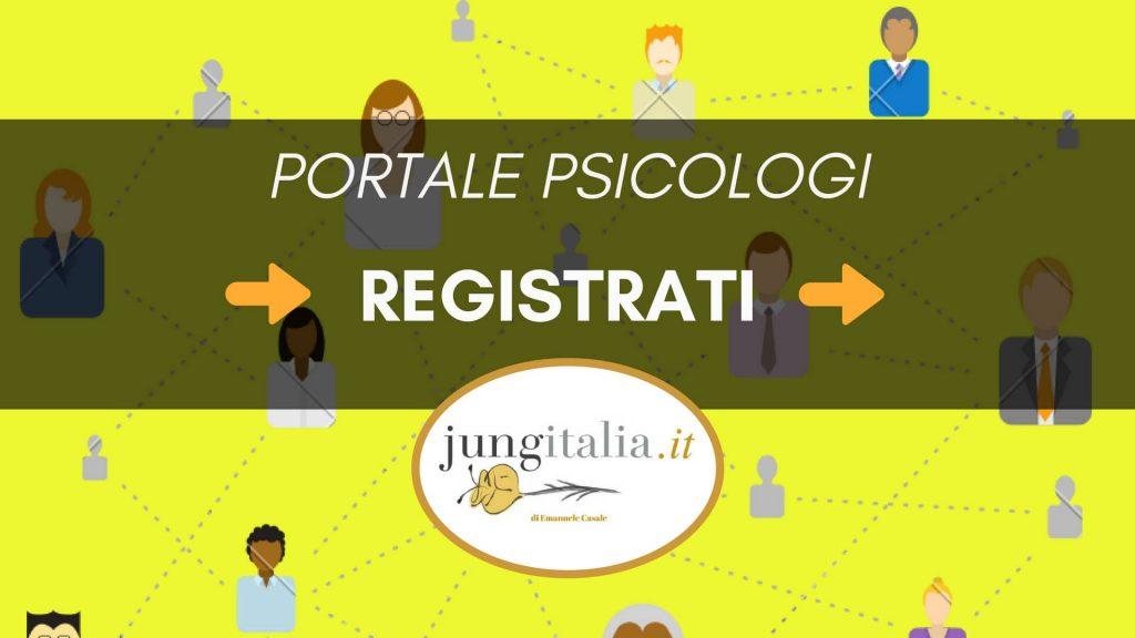 Cerca Psicologo Psicoterapeuta Junghiano