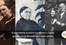 Scontro madre e figlio, quando Jung divenne un uomo adulto