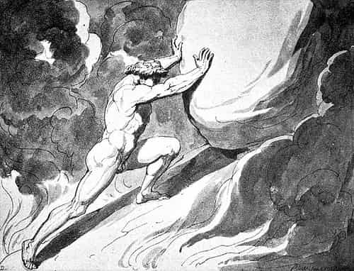 Titani mitologia