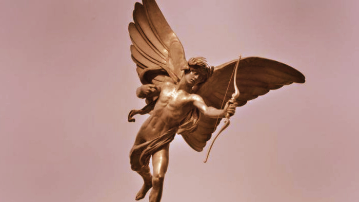 Eros Amore Dio