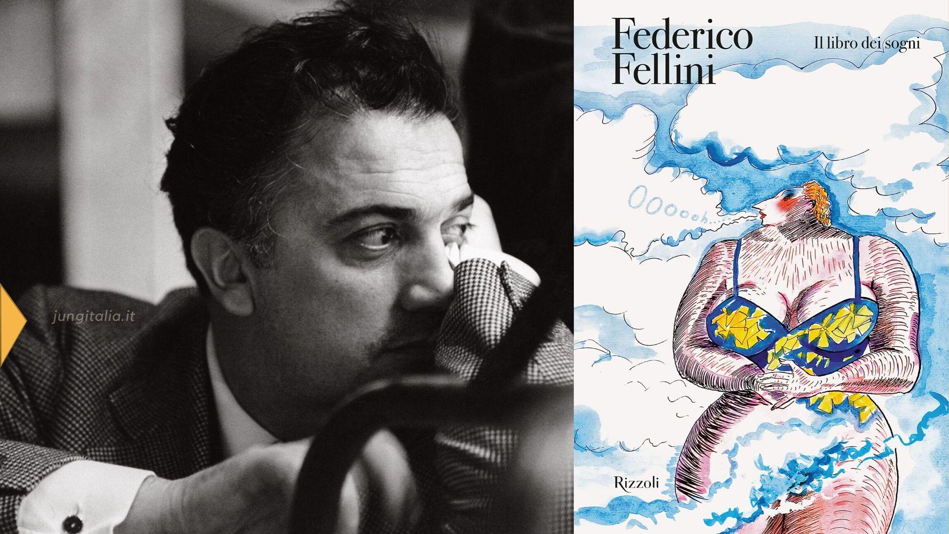 Federico Fellini Libro dei sogni