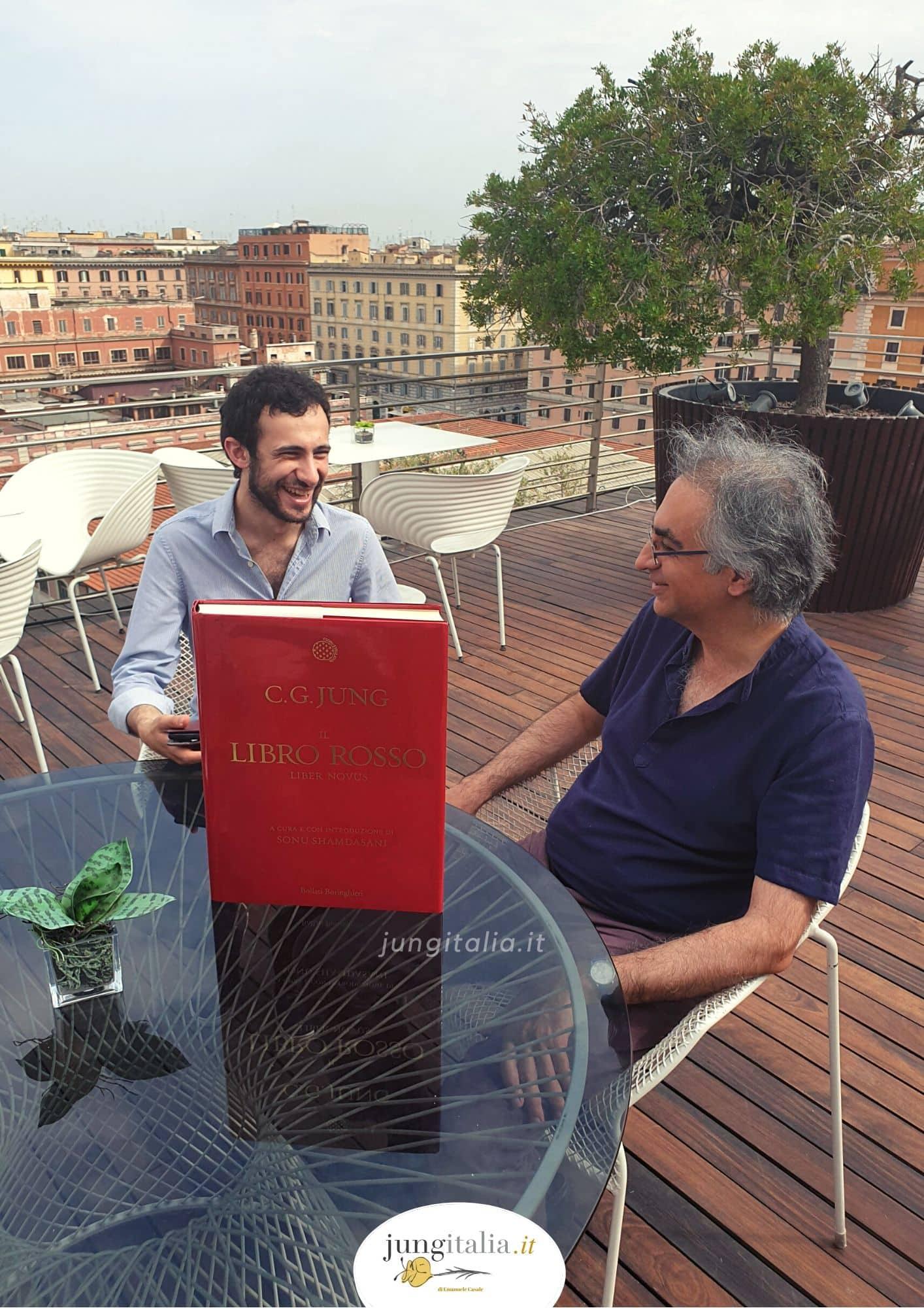 Shamdasani Jung Libro Rosso Emanuele Intervista-min