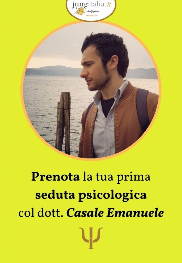 Analista junghiano psicologo Roma Emanuele Casale