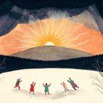 """tratta da """"The Shortest Day"""", racconto di Susan Cooper, illustrazioni di Carson Ellis"""